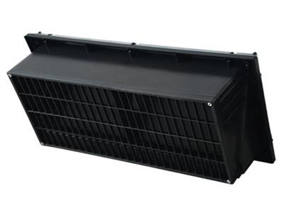 Air Inlet, Model FC-4 Wall Vent Grill