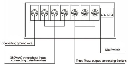 Fan thermostat wiring diagram